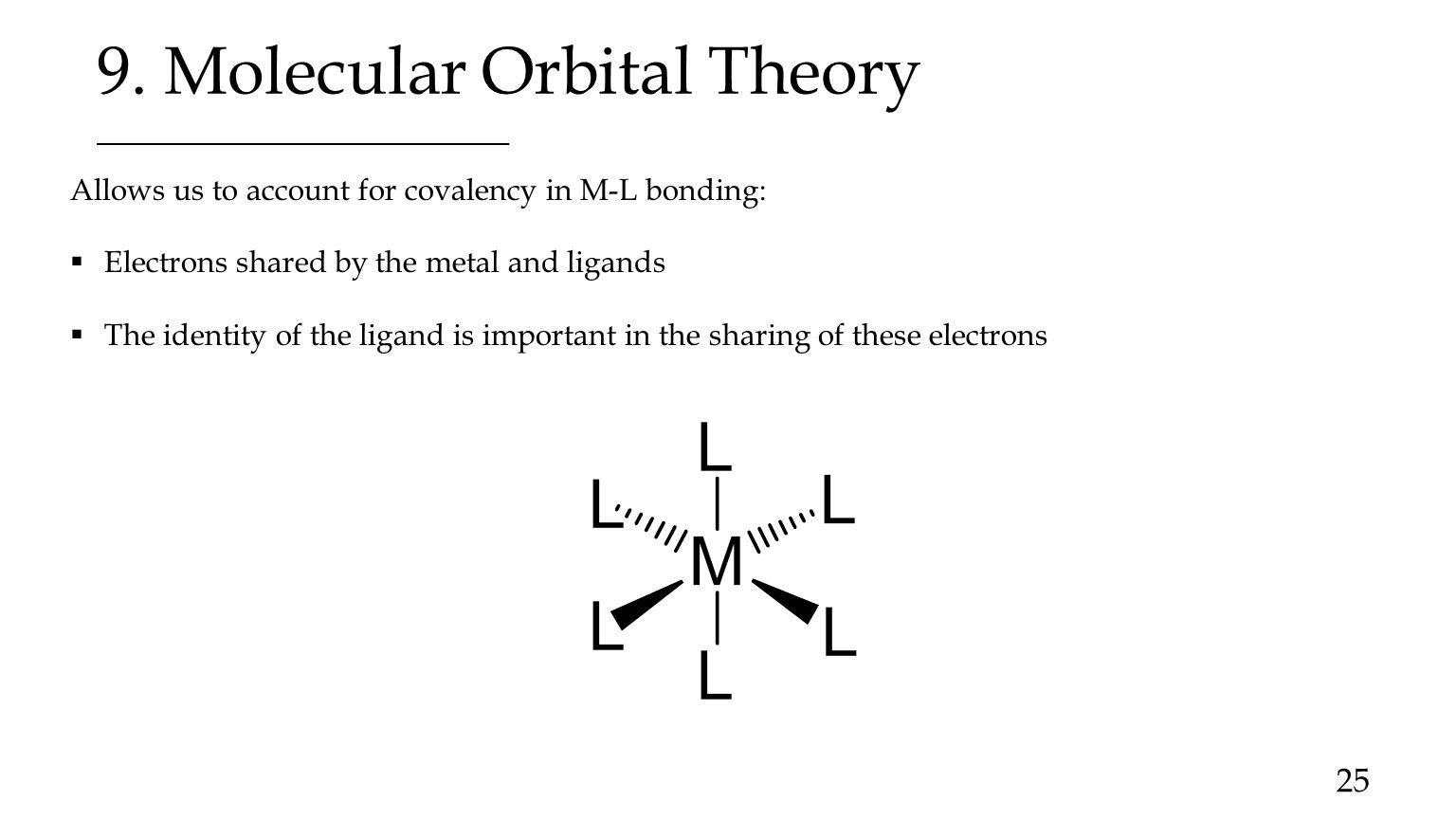 cn molecular orbital diagram thermistor symbol electrical coordination chemistry ppt video online download