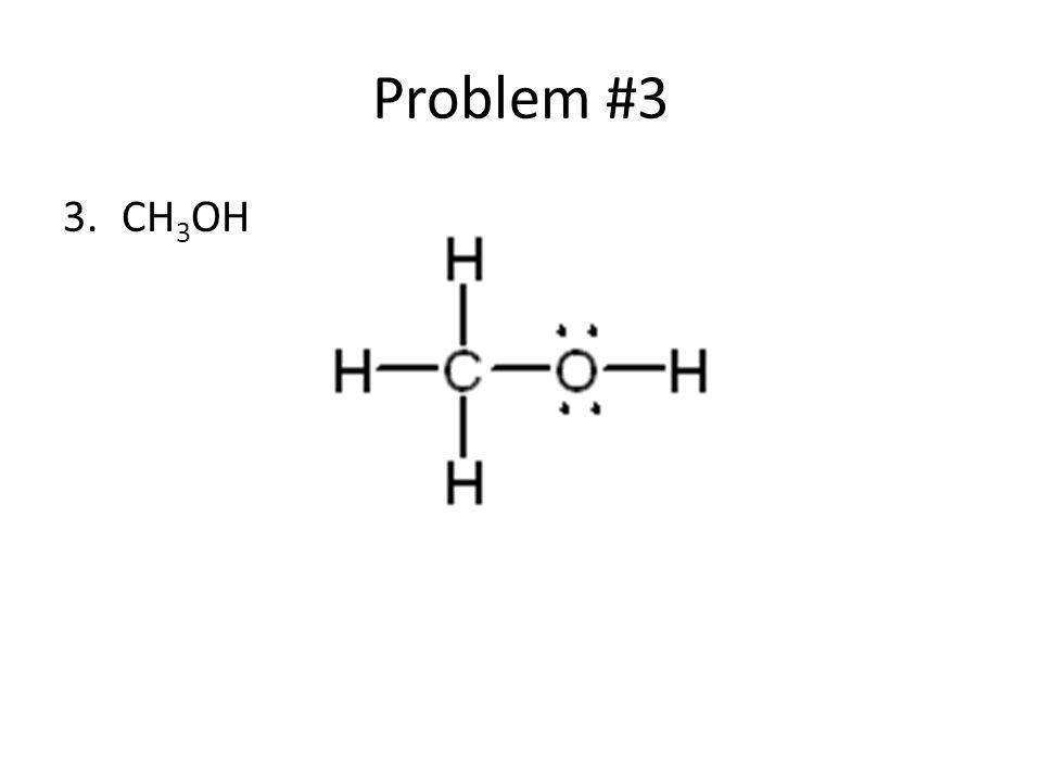 Problem+%233+CH3OH lewis dot diagram of ch3oh electrical work wiring diagram \u2022