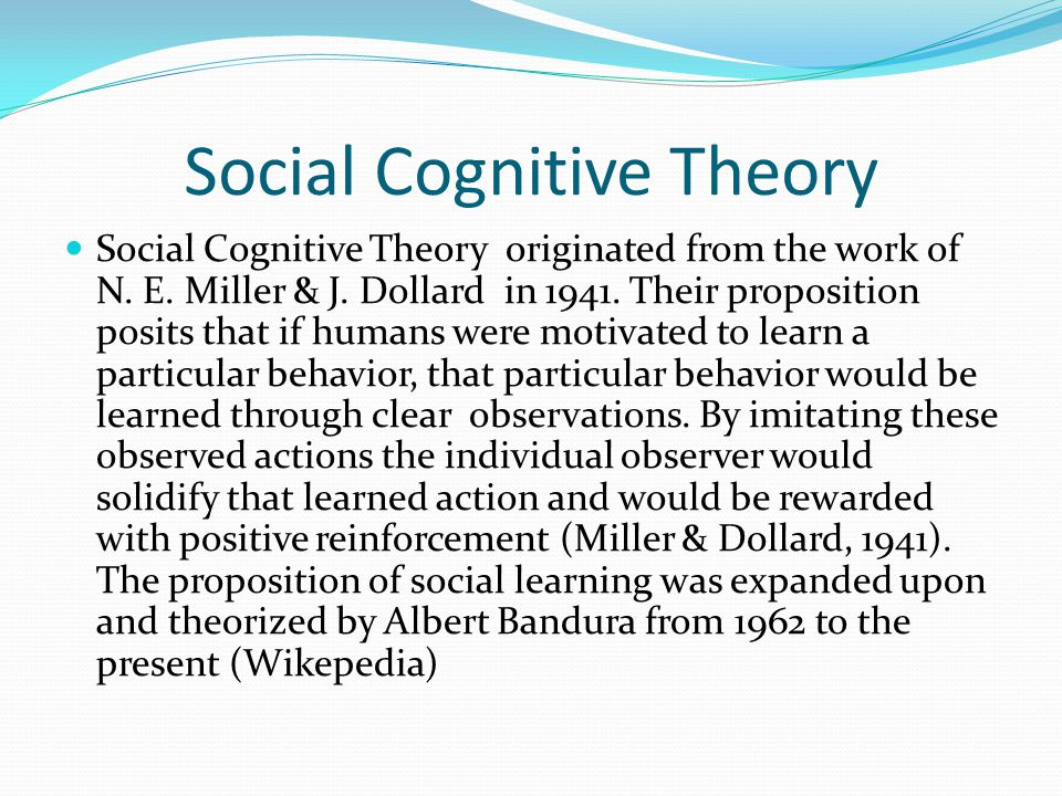 bandura social learning theory diagram inventory management process flow employees training and development - ppt video online download