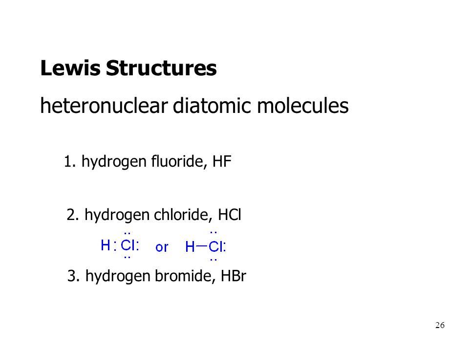 Electron Dot Structure Hydrogen Fluoride