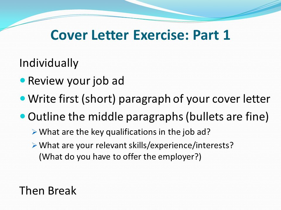 OCN 750 Class 10 March 18 Applying for Jobs  ppt video online download