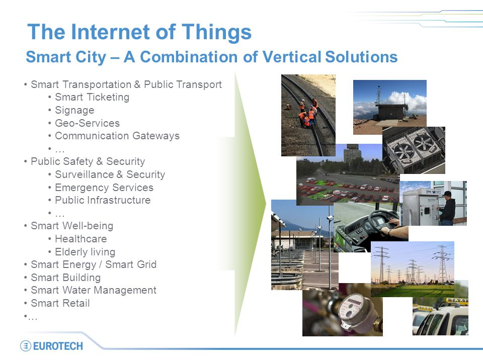Smart City – Many Applications And Devices Ppt Download