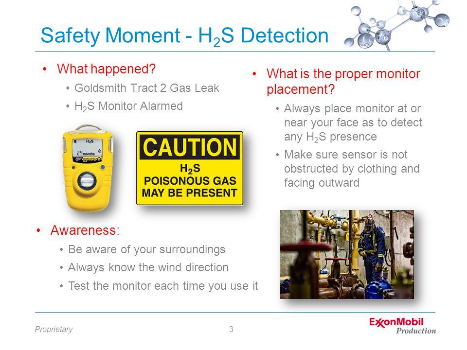 Safety Moment Ppt