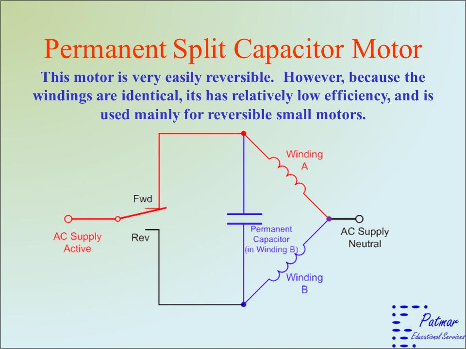 permanent split capacitor motor wiring diagram automotive diagrams software deltagenerali reversing - impremedia.net