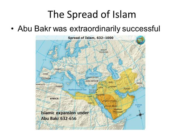 Chapter 132 The Arab Empire and the Caliphates amp Islamic