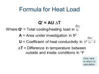 Heat Loss Equation - Tessshebaylo