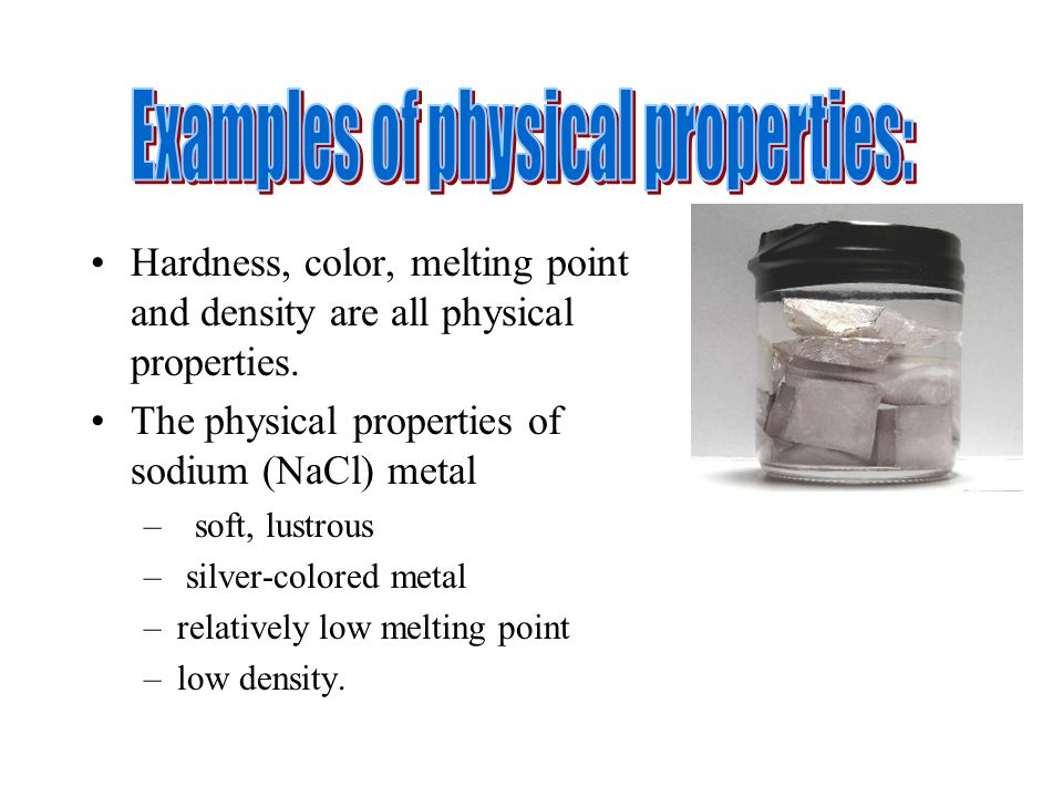 Pure Substances Vs Mixtures Physical And Chemical Changes