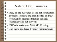 Gas Furnace Planned Maintenance - ppt video online download