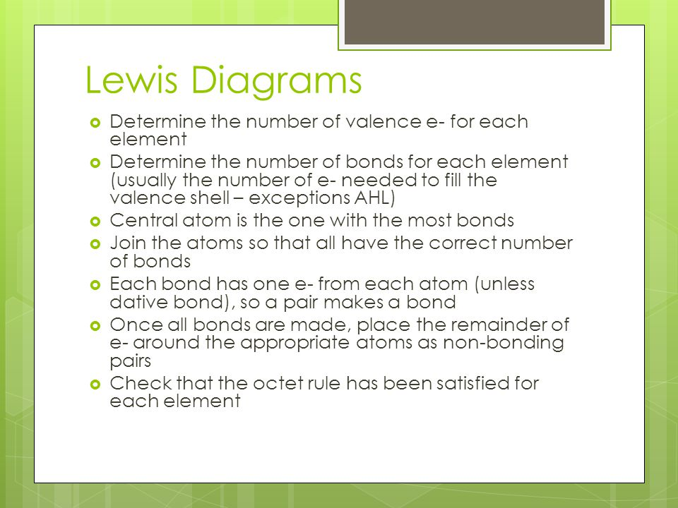 lewis dot diagram for ch3cl 2010 toyota prius parts bonding year 11 dp chemistry. - ppt download
