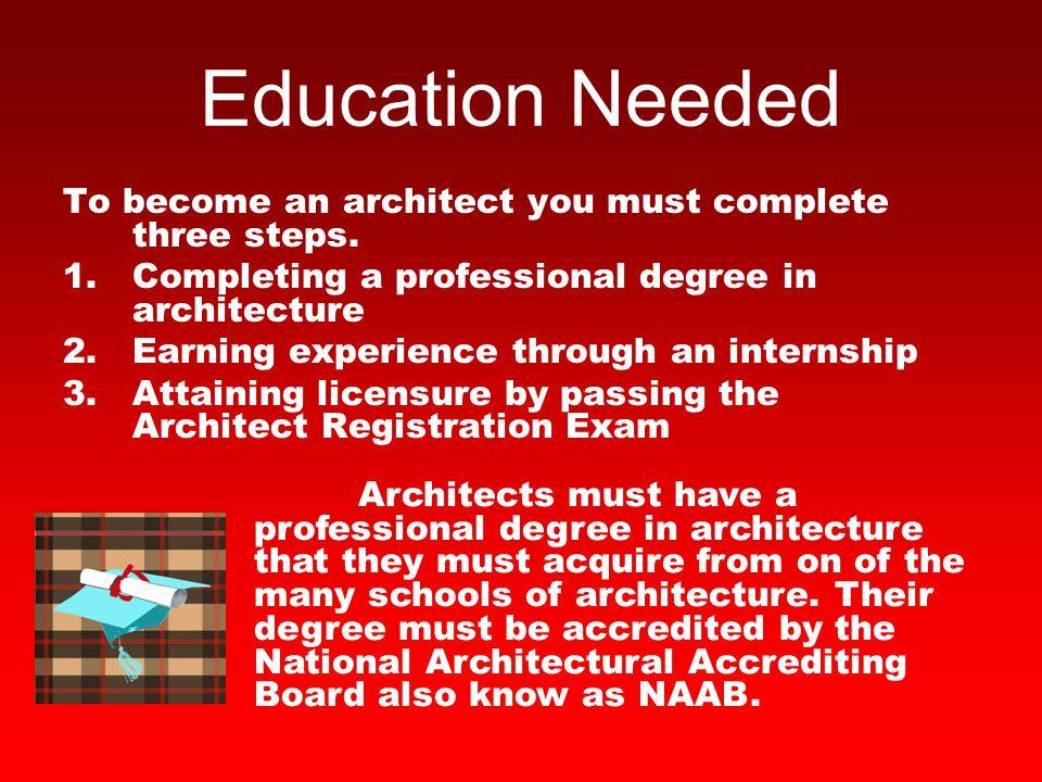 Architect By Daniel Rojas  Ppt Video Online Download