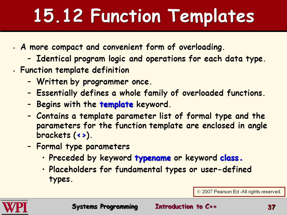 Introduction To C Systems Programming Ppt Video