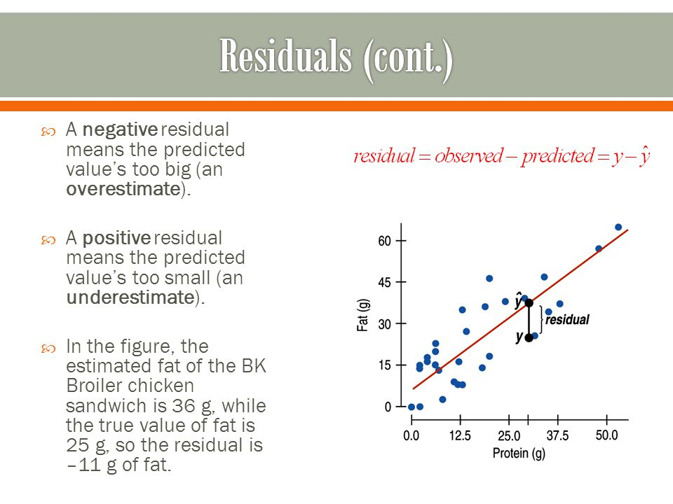 Chapter 8 Linear Regression ppt download