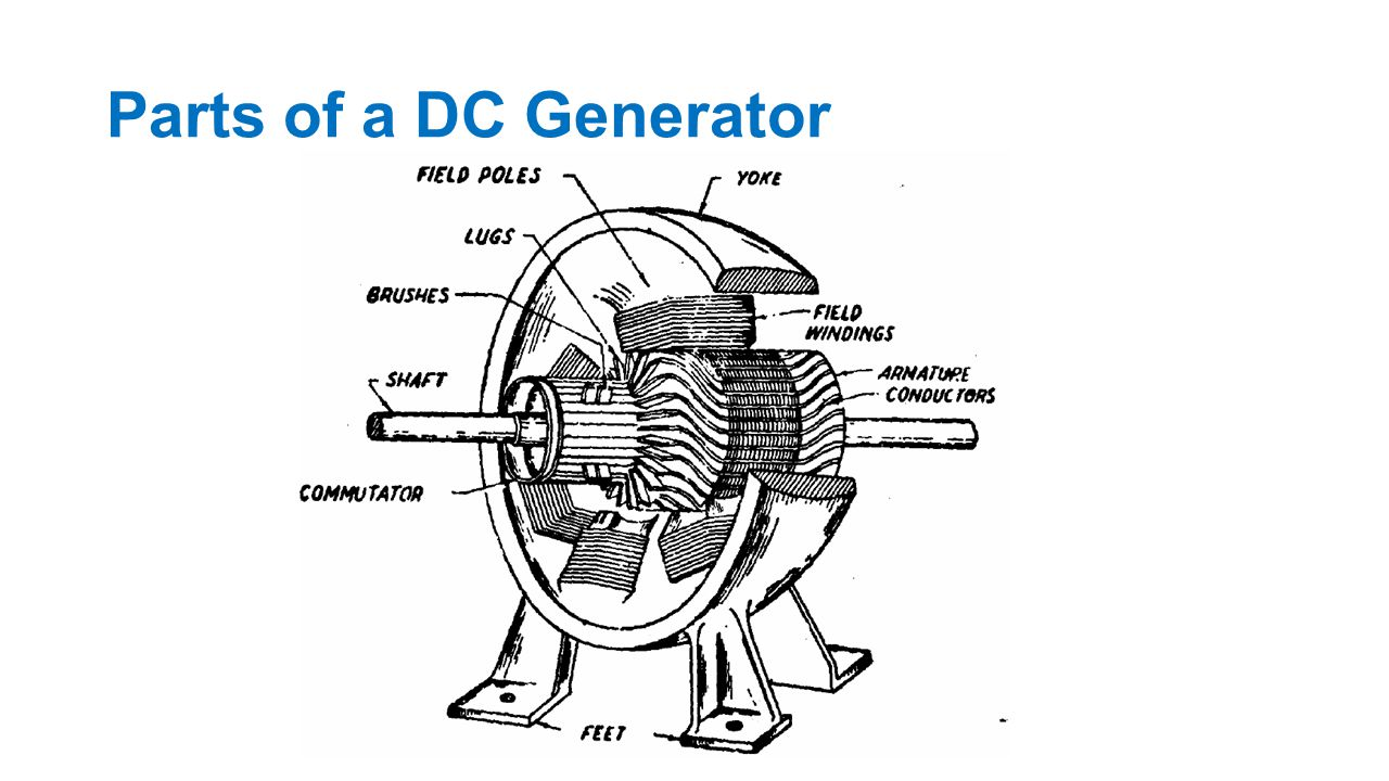 Wiring Diagram For Generator Power To Cabin AC Generator