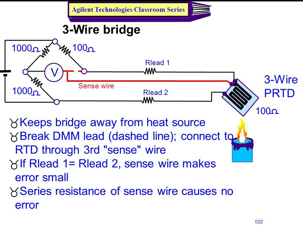 Amazing 3 Wire Rtd Lead Balance Ideas - Electrical Wiring Diagram ...