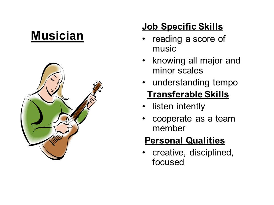 SKILLS & PERSONAL QUALITIES Ppt Video Online Download