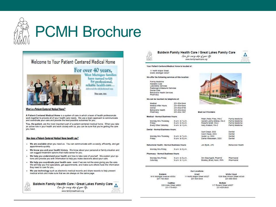 OUR ROAD TO PCMH RECOGNITION Ppt Video Online Download
