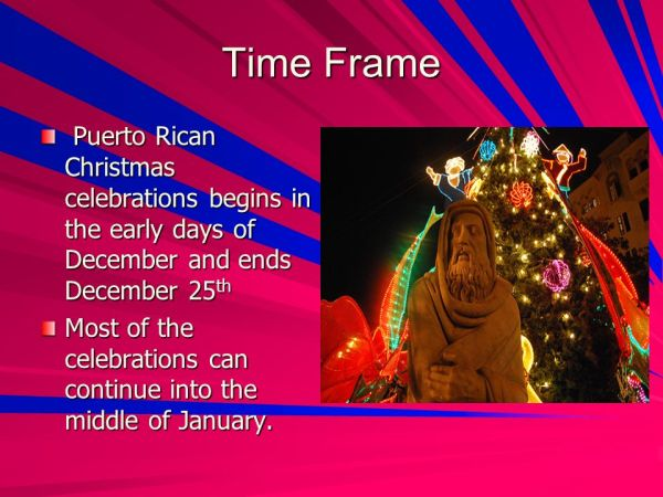 Christmas in Puerto Rico ppt video online download