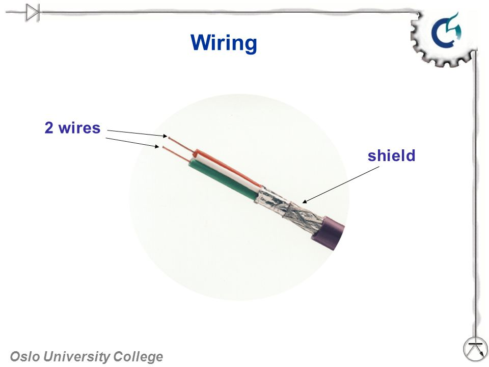 different data cable wiring