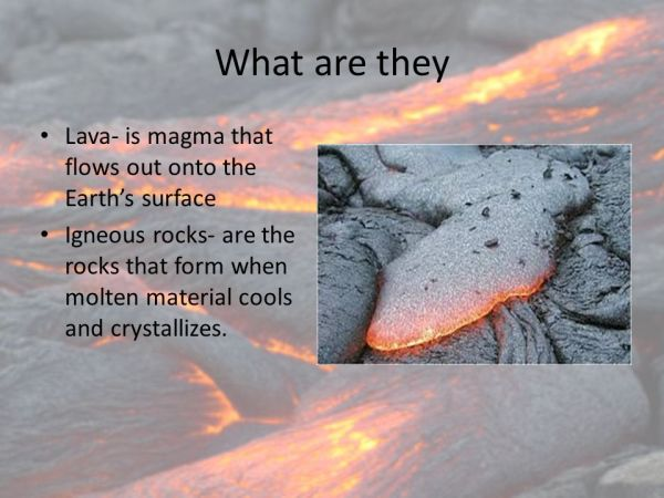 Intro to Igneous Rocks ppt download