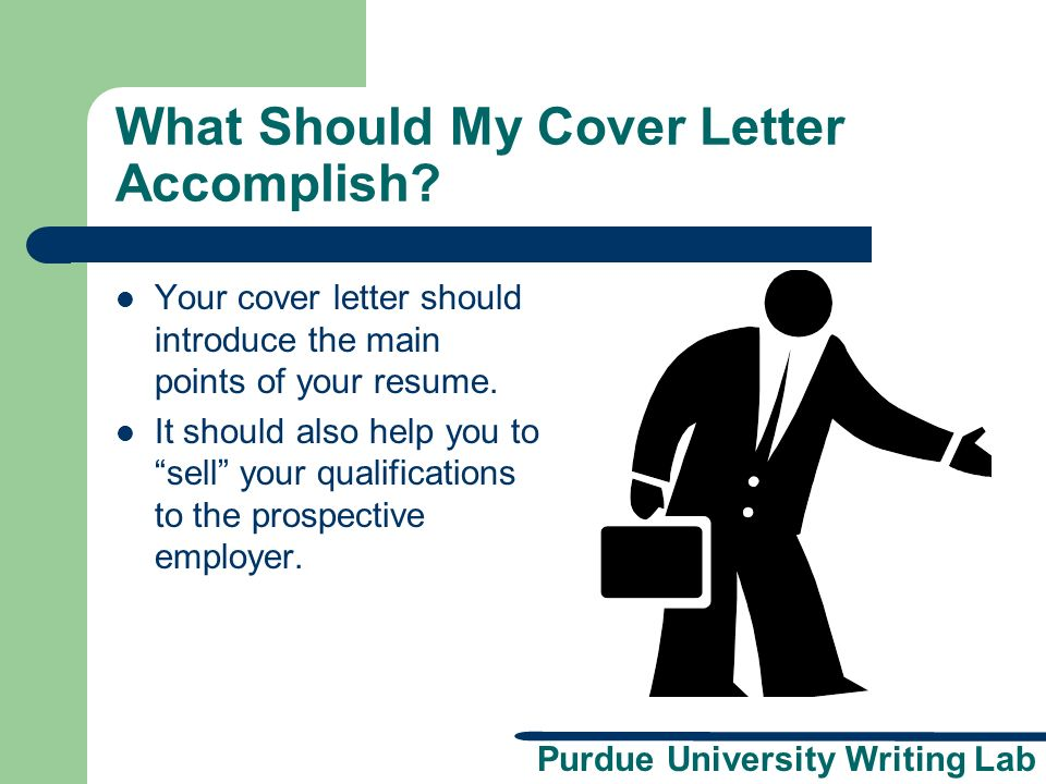 Resume And Cover Letter Workshop Ppt Download