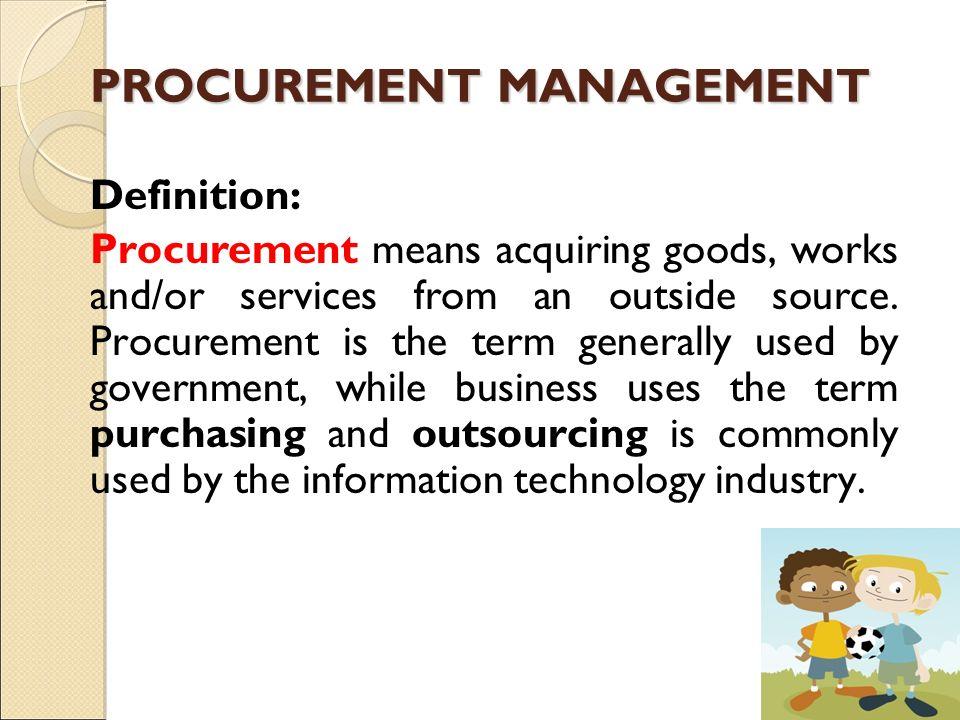 International Procurement Process, Benefits And Challenges