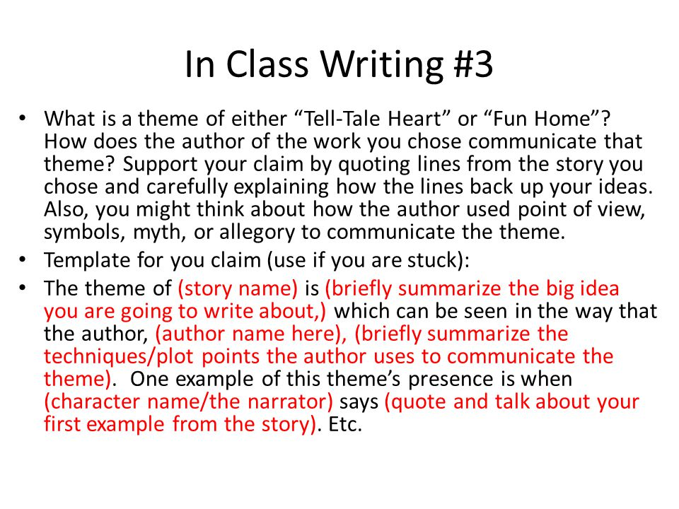 Tell tale heart meaning SparkNotes Poes Short Stories The Tell 20190117