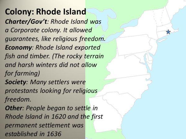 Colony New Jersey CharterGovt Economy Society ppt