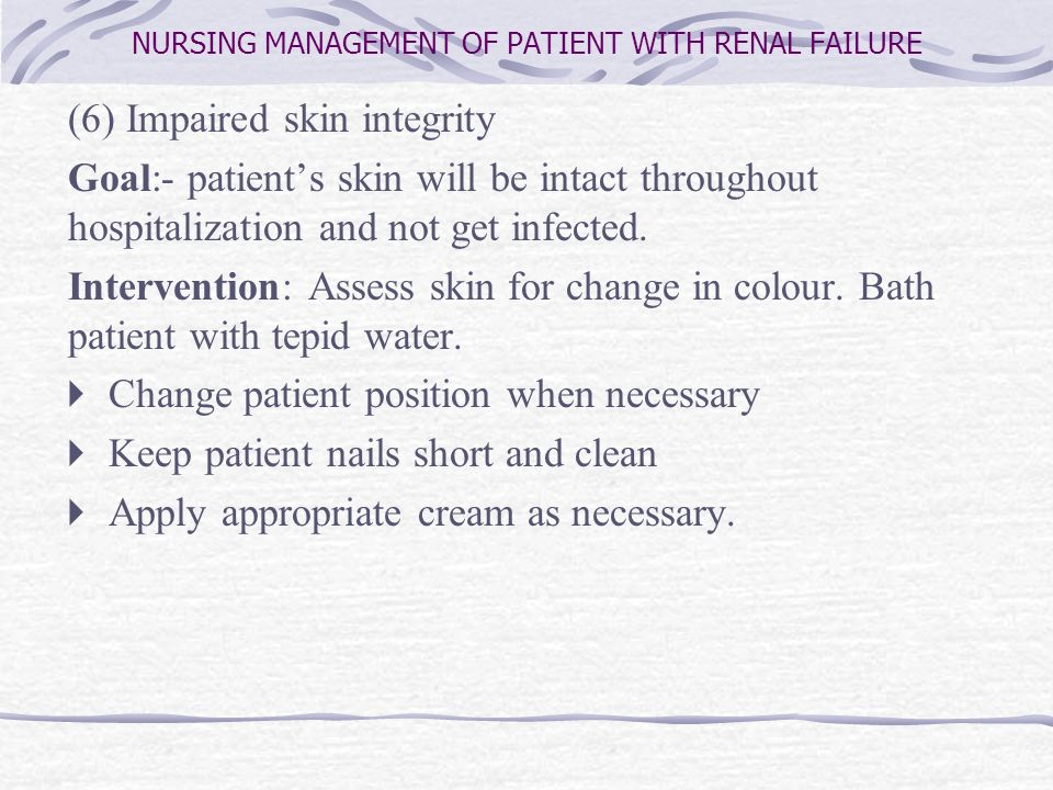 Renal Failure Acute and Chronic  ppt download