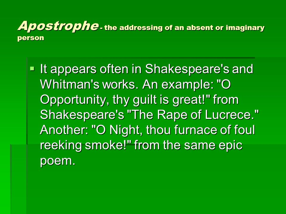 """Basics Of Poetry """"Introduction To Poetry """" Literary Terms"""