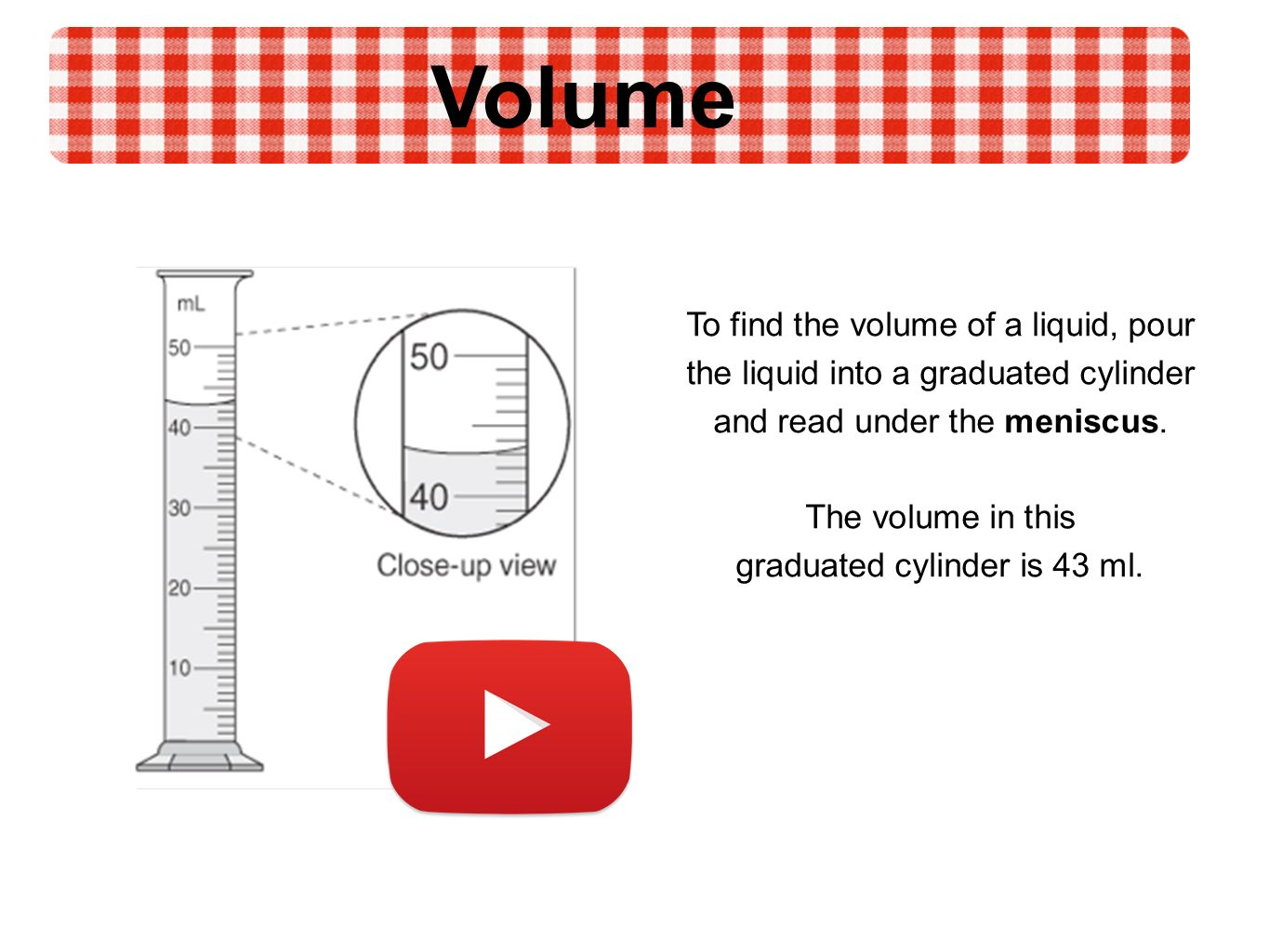 Cylinder Volume Worksheet