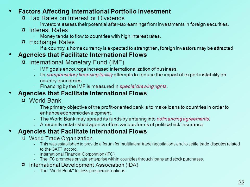 Securities Financing Agreements