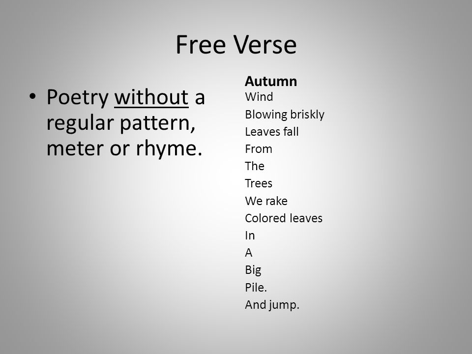 What Is Poetry? Ppt Video Online Download