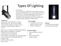 Unit 65 - lighting. - ppt video online download
