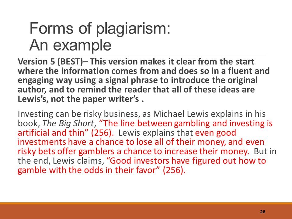 Plagiarism – What It Is And How To Avoid It Ppt Video