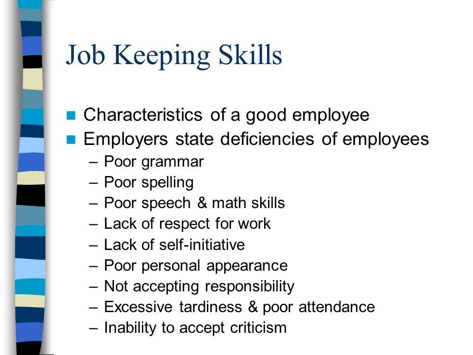 Skills Mismatch The Concept And Its Measurement Job Market