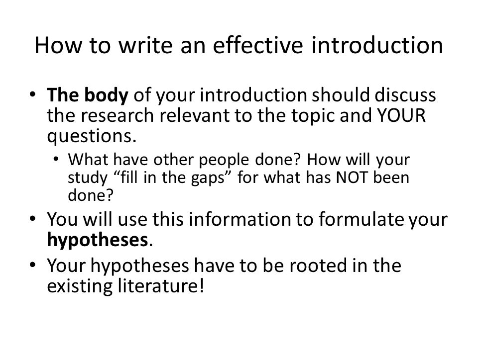 How To Write An APA Style Research Paper Ppt Video