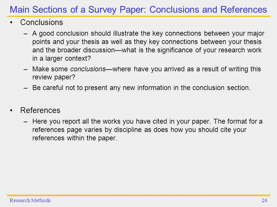 Main Sections Of A Scientific Primary Research Paper Essay Writing