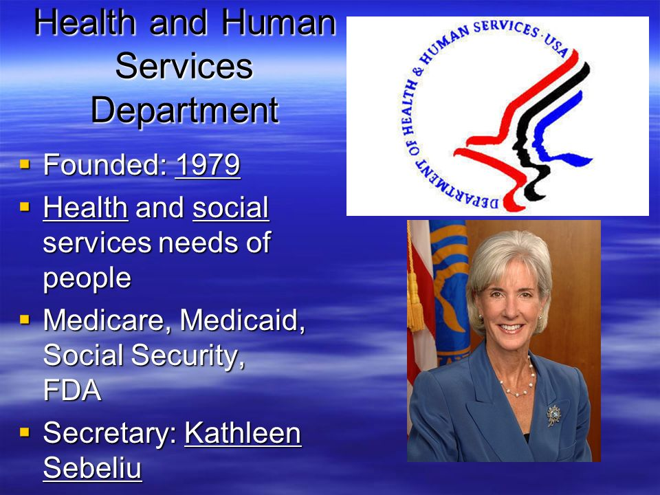 Department Social Services Benefits