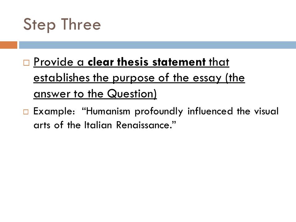 The introductory Paragraph and thesis statement  ppt video online download
