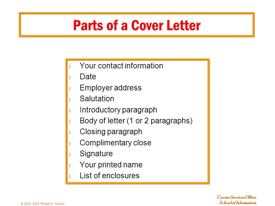 Cover letter closing paragraphs