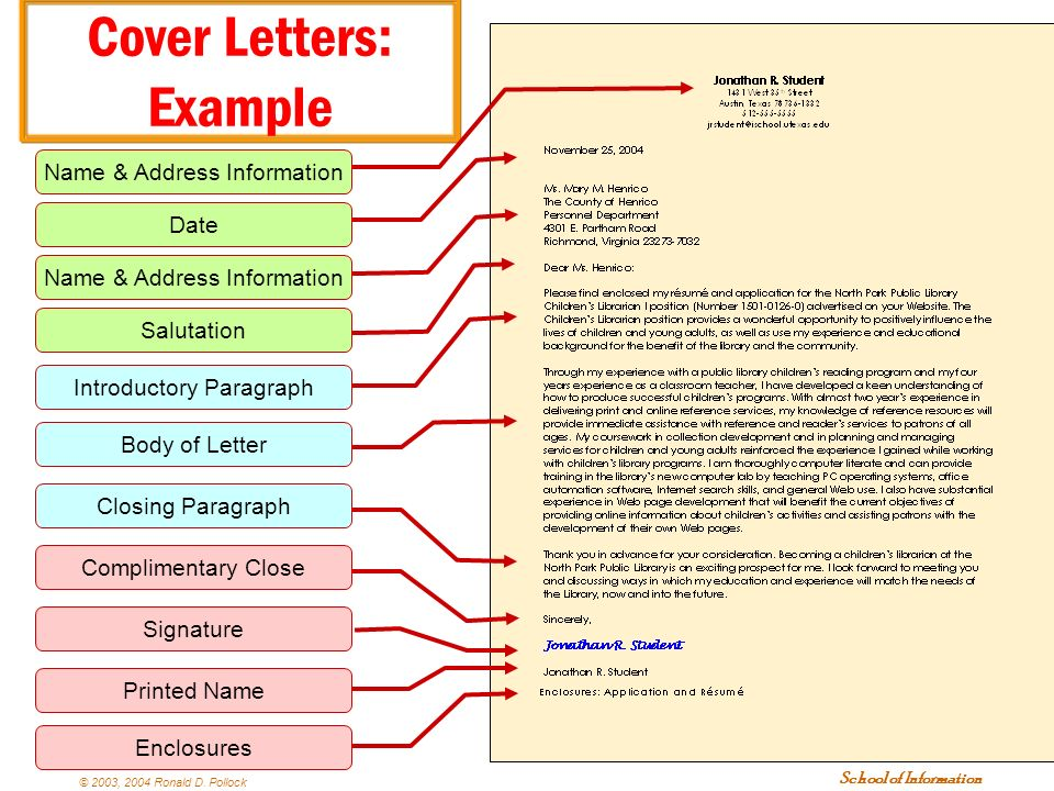 Rsums and Cover Letters Plus other Important Stuff  ppt download