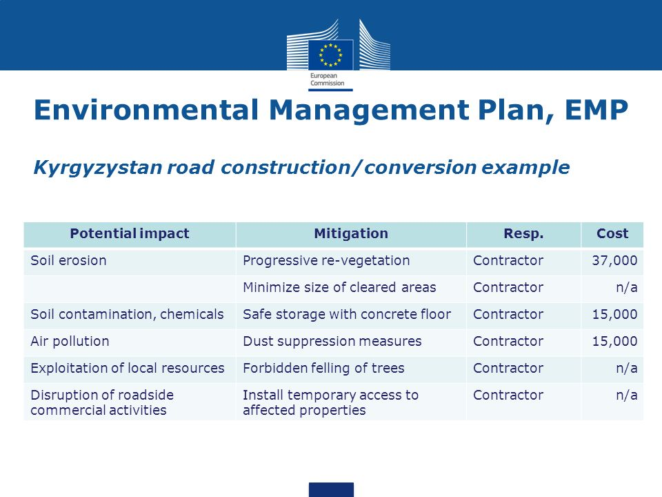 Cost management plan template documents similar to cost for Construction environmental management plan template