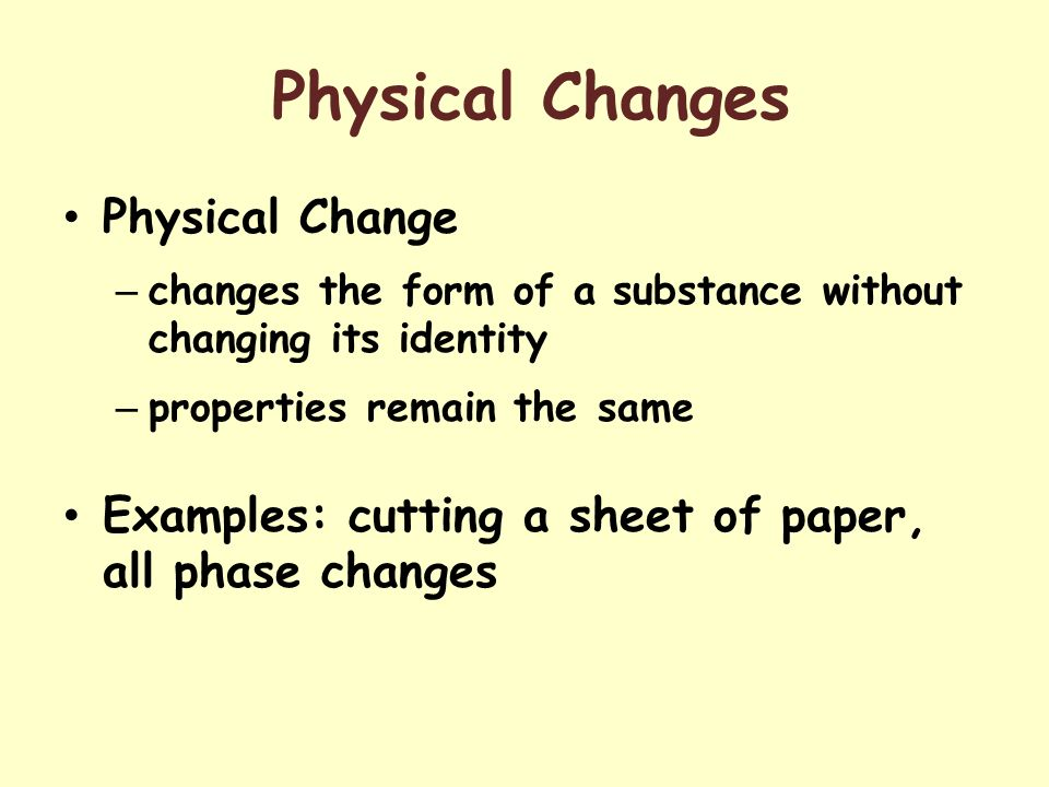 Matter Properties & Change Ppt Video Online Download