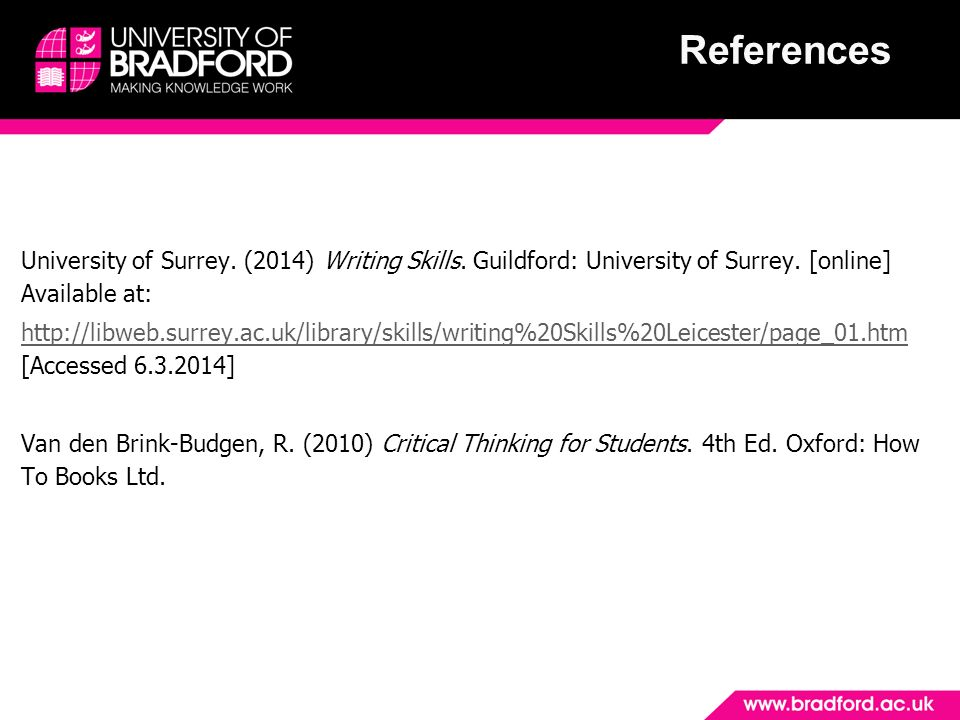 Louise Livesey Academic Skills Adviser - ppt download