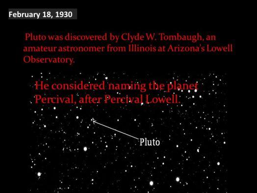 Resultado de imagen para Percival Lowell planet