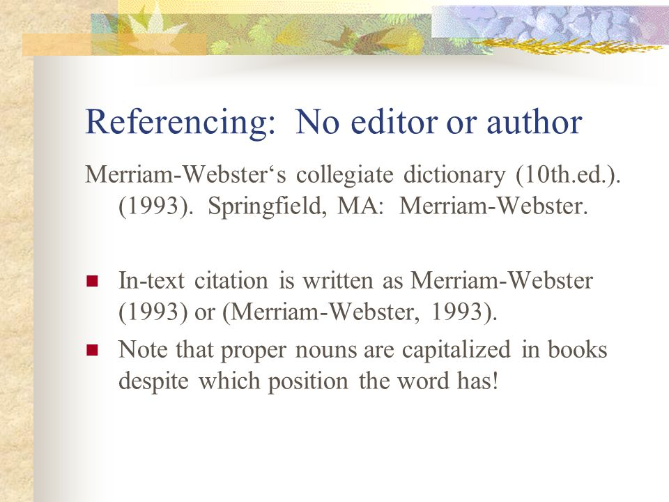 Image Result For Author Definition Of Author By Merriam Webster