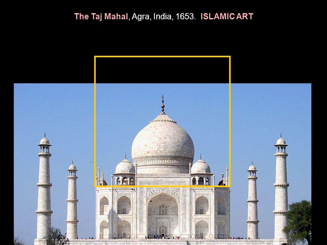 Islamic Art Islam Is A Monotheistic Religion Originating