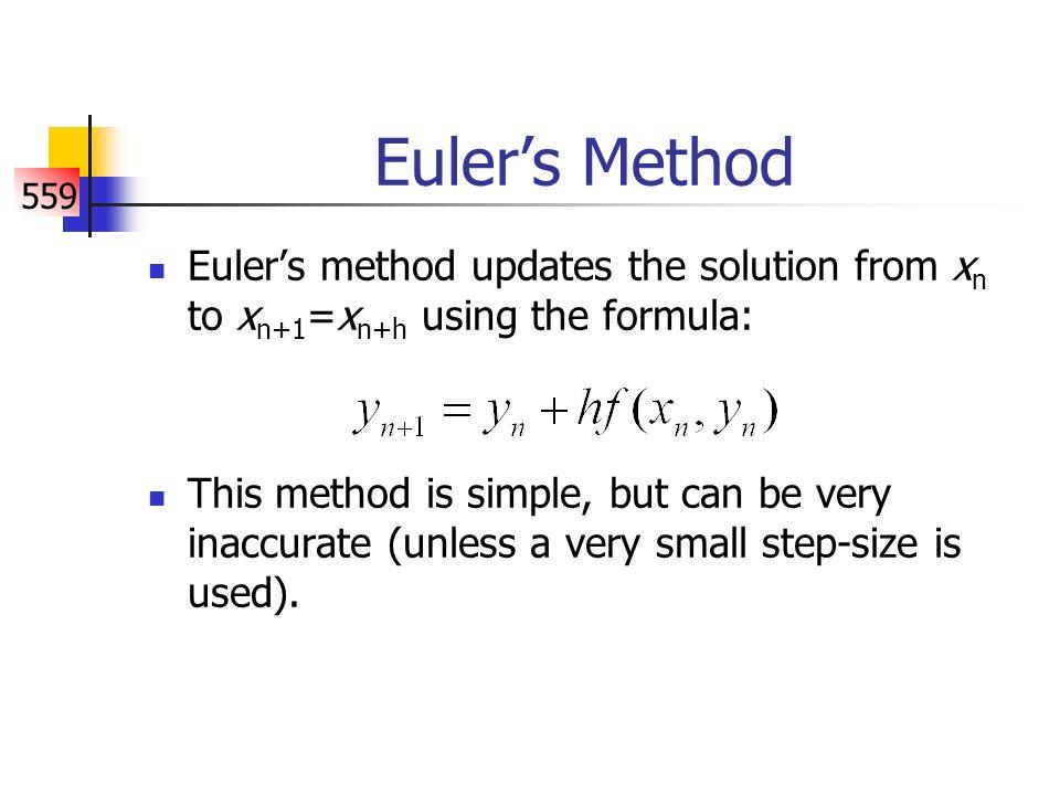 Numerical Integration Methods Ppt Video Online Download