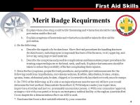 First Aid Merit Badge Worksheet Answers Photos - mindgearlabs