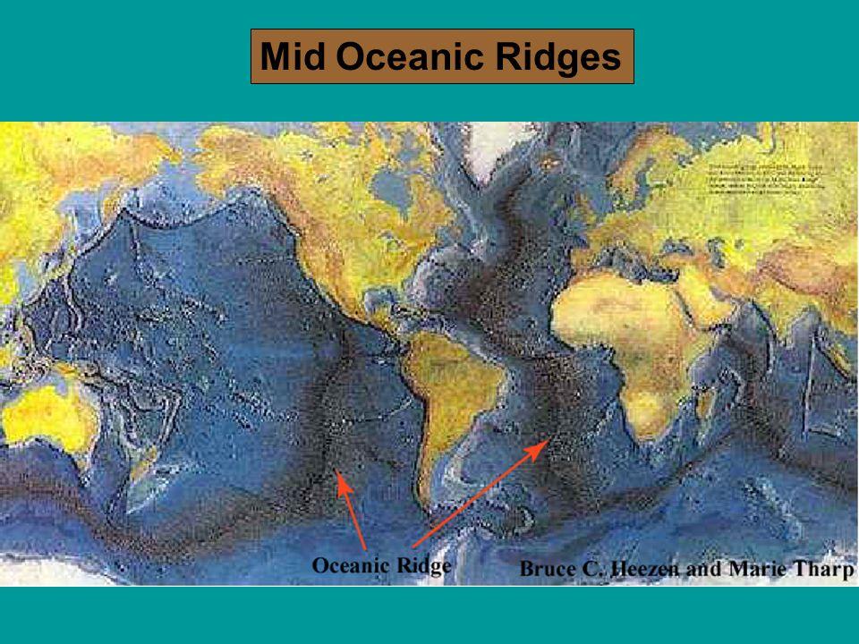 The Dynamic Ocean Floor Lab 7  ppt video online download
